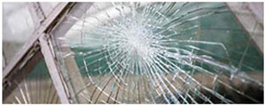 Hextable Smashed Glass